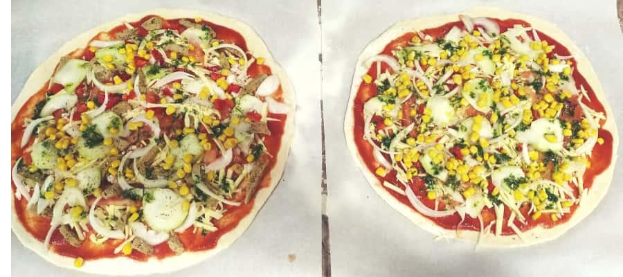 receta masa pizza