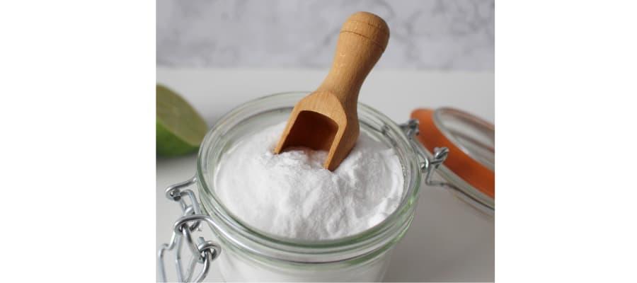 Hacer desodorante con bicarbonato