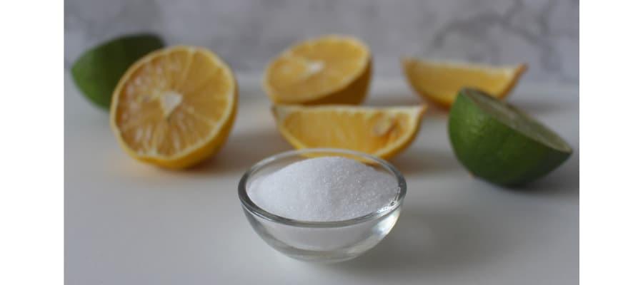 Propiedades acido citrico