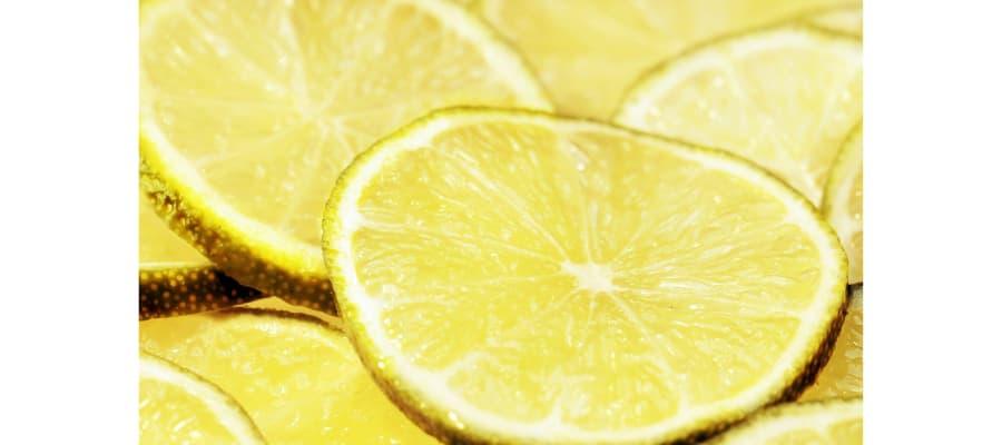 desodorante con limon