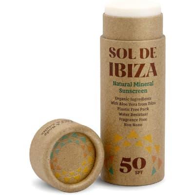 Comprar protector solar solido sol de ibiza
