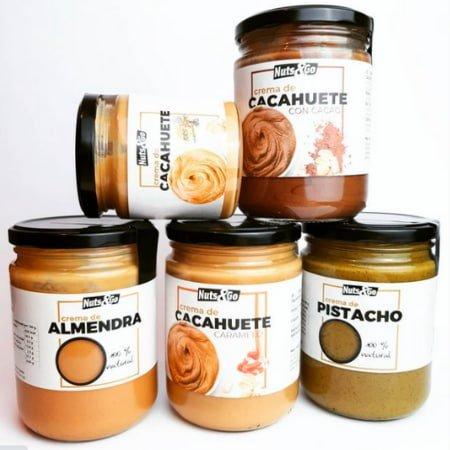 descuento en cremas de frutos secos