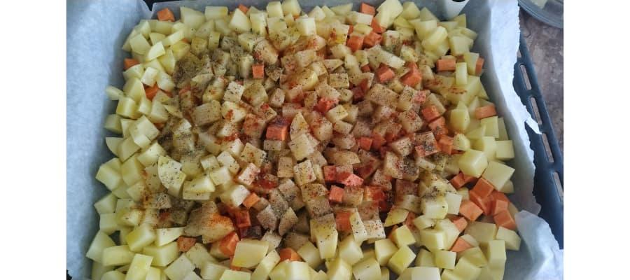 patata al horno